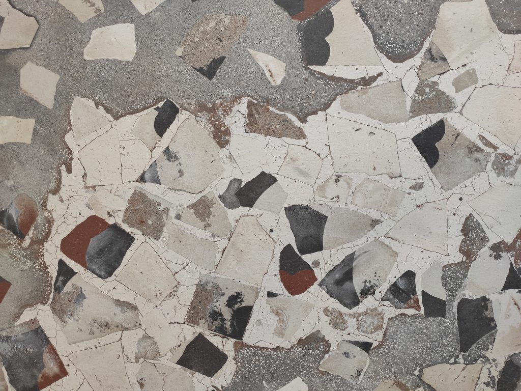 Keramische tegels met motief - Italiaans design - West-Vlaanderen