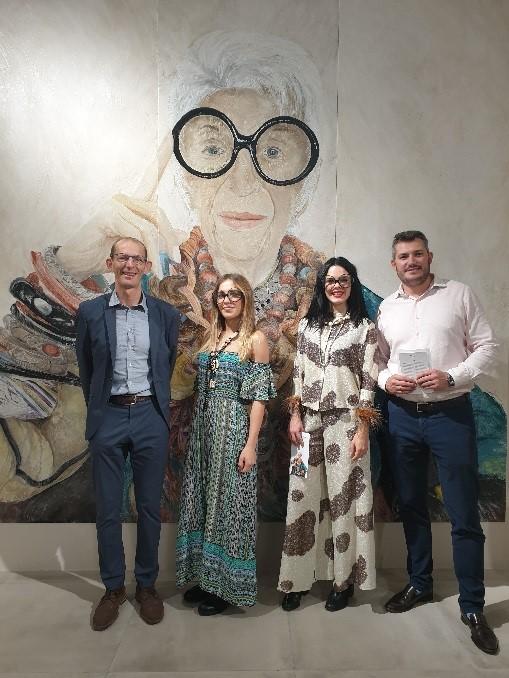 Marc Boudolf met Target Group op Beurs van Bologna